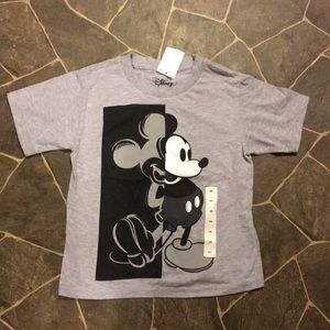 Disney Mickey Mouse Tee Shirt XS